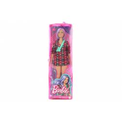 Obrázek Barbie Modelka - v kostkovaných šatech GRB49 TV 1.4.- 30.6.2021