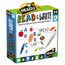 Obrázek HEADU: Čtu a píšu