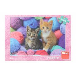 Obrázek Puzzle Koťátka 300XL