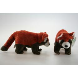 Obrázek Plyš Panda červená