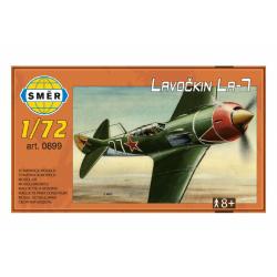 Obrázek Model Lavočkin La-7 1:72 13,6x11,9cm