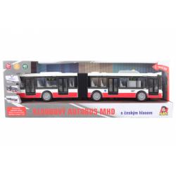Obrázek Autobus s českým hlasem na setrvačník 44 cm