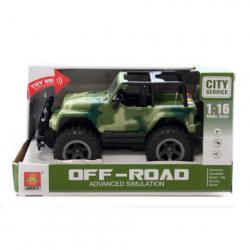 Obrázek Jeep vojenský baterie