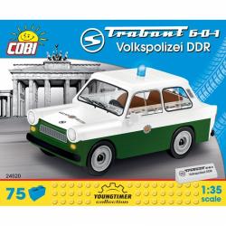 Obrázek Cobi 24520  Trabant 601 Polizei DDR