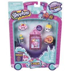 Obrázek Shopkins S8 - 5 pack