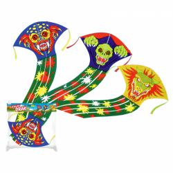 Obrázek drak létající monster, 43 x 70 cm, 3 druhy