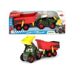 Obrázek Happy Traktor s přívěsem 65 cm