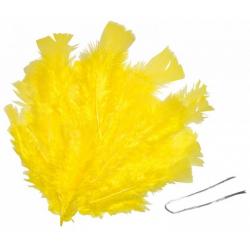 Obrázek Perie žlté 48ks