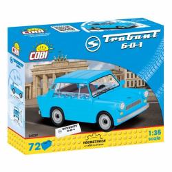 Obrázek Cobi 24539  YTC Trabant 601 1:35