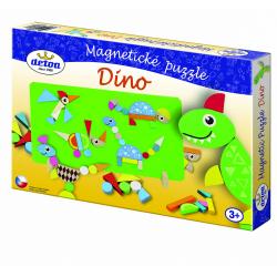 Obrázek Magnetické puzzle Dino