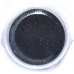Obrázek Vankúšik pre pečiatkovanie Macaron - Čierna