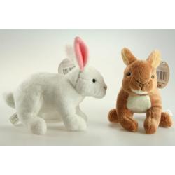 Obrázek Plyš králík