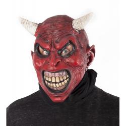 Obrázek maska čert/ďábel