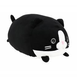 Obrázek Plyšový polštář - Černá kočka