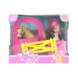 Obrázek Panenka s koníkem