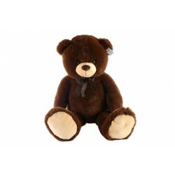 Obrázek Plyš medvěd tmavý 100 cm