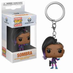 Obrázek Funko POP Keychain: Overwatch: Sombra