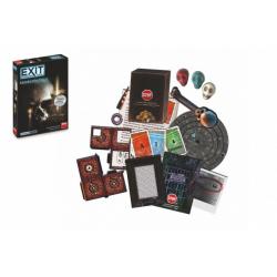 Obrázek Úniková hra Exit: Katakomby hrůzy společenská hra v krabici 19x28x4cm