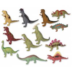 Obrázek dinosaurus 12 druhov, mäkké telo