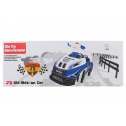 Obrázek Odrážedlo policejní auto se zvuky