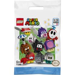 Obrázek LEGO<sup><small>®</small></sup> Super Mario 71386 - Akční kostky - 2. série