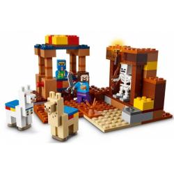 Obrázek LEGO<sup><small>®</small></sup> Minecraft 21167 - Tržiště