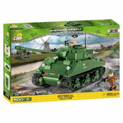 Obrázek Cobi 2515  II WW Sherman Firefly