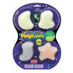 Obrázek PlayFoam® Boule 4pack svítící