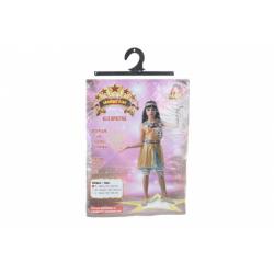 Obrázek Šaty na karneval - Kleopatra, 110 - 120 cm