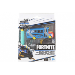 Obrázek Nerf Microshots Fortnite Battle Bus