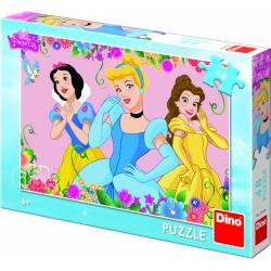 Obrázek Puzzle 48 dílků Rozkvetlé princezny