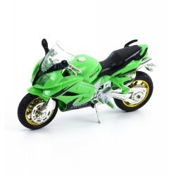 Obrázek motorka plastová se zvukem 3 barvy