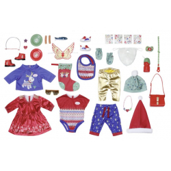 Obrázek BABY born Adventní kalendář