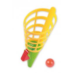 Obrázek Košíková 1 hra s 1 míčkem