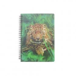 Obrázek Zápisník A5 leopard