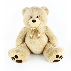 Obrázek velký plyšový medvěd Brumla 100 cm
