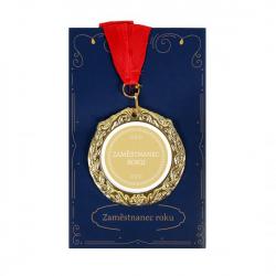 Obrázek ALBI Přání s medailí - Zaměstnanec roku
