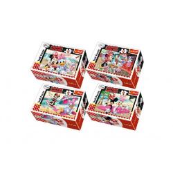 Obrázek Minipuzzle Minnie & Daisy 54dílků - 4 druhy