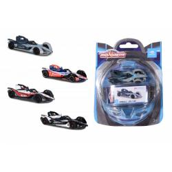 Obrázek Formule-E Deluxe Gen 2 kovová 4 druhy - 4 druhy