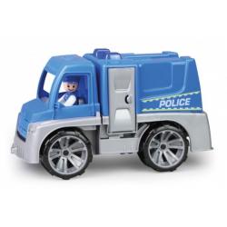 Obrázek Auto Policie Truxx s figurkou plast 29cm 24m+
