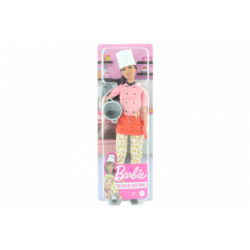 Obrázek Barbie První povolání - kuchařka GTW38
