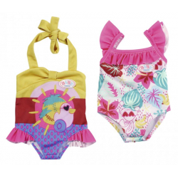 Obrázek BABY born® Plavky 2 druhy 43 cm - 2 druhy