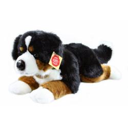 Obrázek plyšový pes salašnický ležící 40 cm