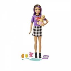 Obrázek Barbie CHŮVA + MIMINKO / DOPLŇKY ASST - 4 druhy