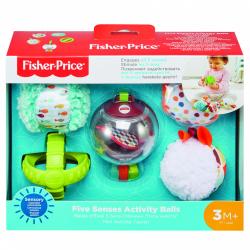 Obrázek Fisher Price míčky pro všechny smysly