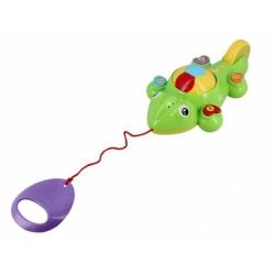 Obrázek Zvukový chameleon - tahací