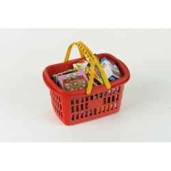 Obrázek Klein Nákupní košík s maketami potravin