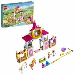 Obrázek Disney Princess 43195 - Královské stáje KráskyaLociky