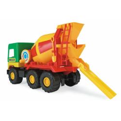 Obrázek Auto middle Truck domiešavač plast 39cm Wader