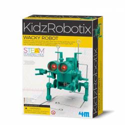 Obrázek Šílený robot
